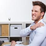 کنترل شانه درد