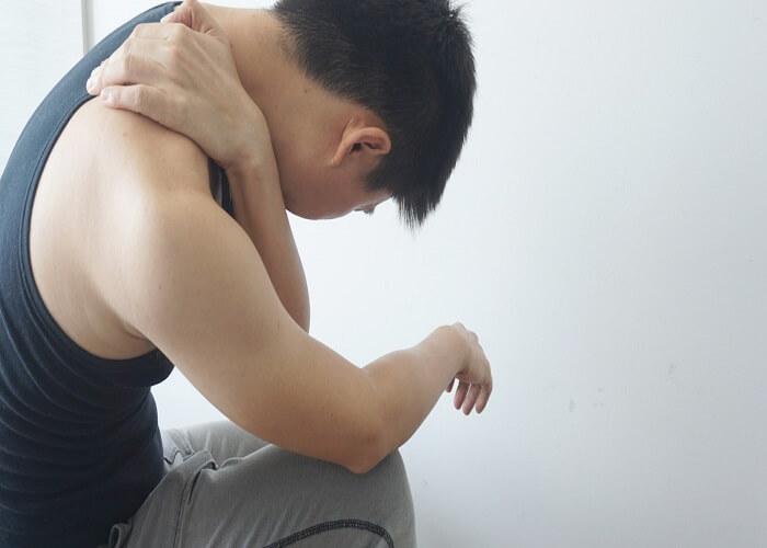 درد در شانه
