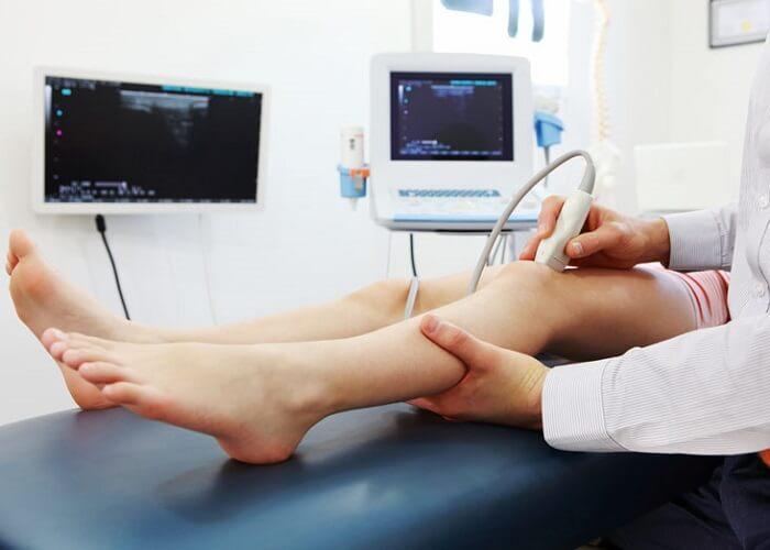 عملیات تعقیب درد با سونوگرافی