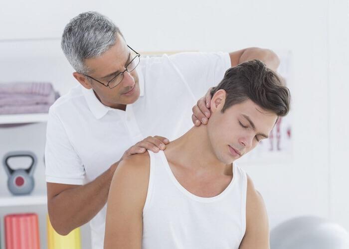 چگونه درد گردن را تسکین دهیم؟