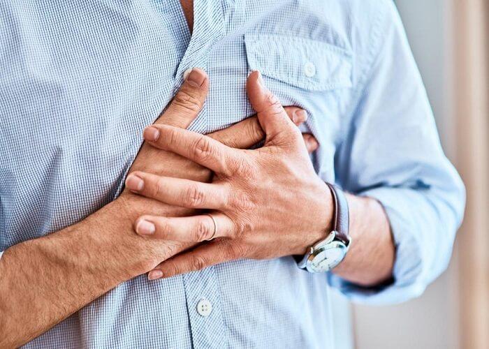 دردهای قفسه سینه از کجا می آیند