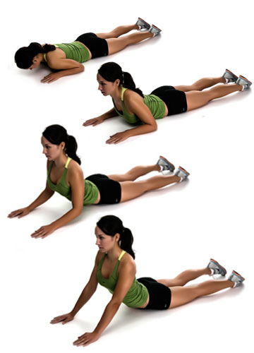 درمان کمر درد back-pain-exercise