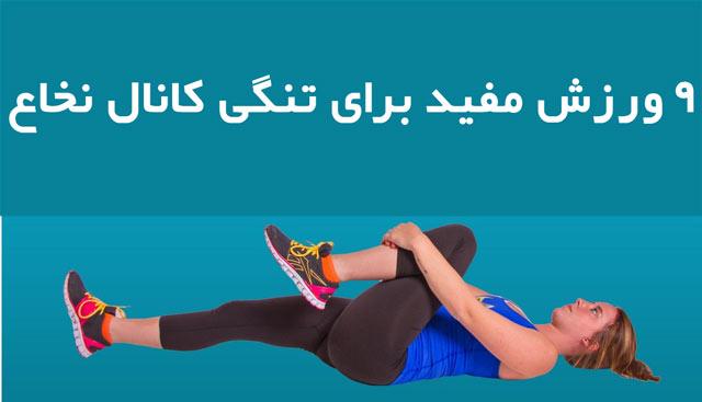 ورزش و تمرینات تنگی کانال نخاعی